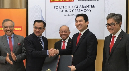 AmBank Islamic and CGC signs Portfolio Guarantee